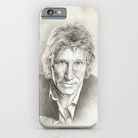 iPhone & iPod Case featuring Roger Waters of Pink Floyd (ANALOG zine) by Liz Molnar