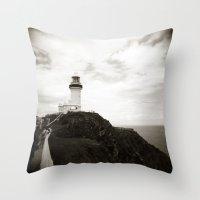 { light house } Throw Pillow