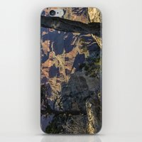 The Grand Canyon and Trees. iPhone & iPod Skin