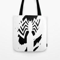 Venom In You Tote Bag