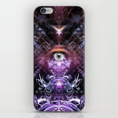 Eye of the Beholder iPhone & iPod Skin