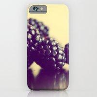 Blackberries iPhone 6 Slim Case