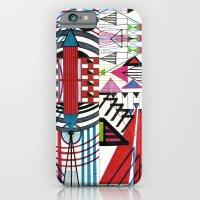 Doodle #1 iPhone 6 Slim Case