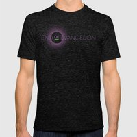 Three Minutes, Thirty Se… Mens Fitted Tee Tri-Black SMALL