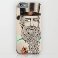 iPhone & iPod Case featuring Monsieur by ValD