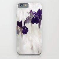 iPhone & iPod Case featuring Diaphanous 2 by KunstFabrik_StaticMovement Manu Jobst