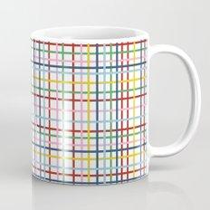 Rainbow Weave Mug