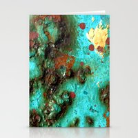 Outer World Stationery Cards
