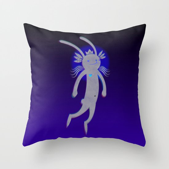 PILGRIM : REPENTANCE Throw Pillow