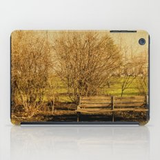 Bench iPad Case
