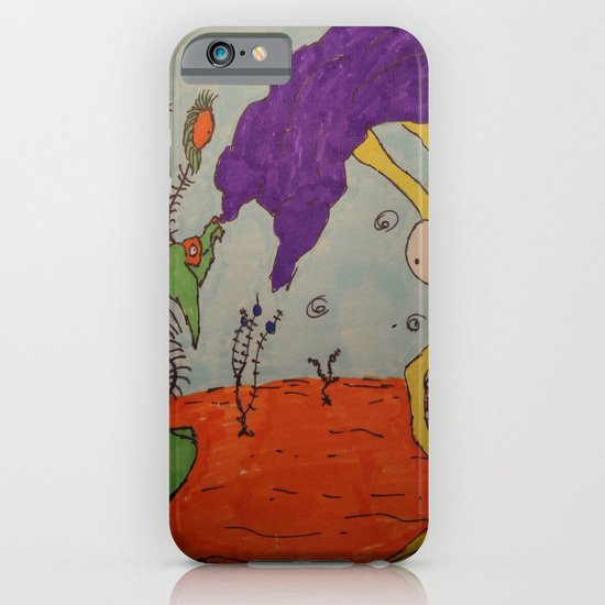 Tim and Missis Tree iPhone & iPod Case