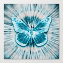 Rising Butterfly Canvas Print
