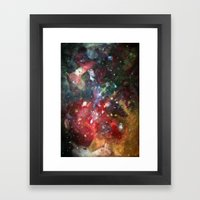 This Is Where We Live Framed Art Print