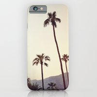 Palm Trees in the Desert iPhone 6 Slim Case