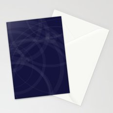 Circles galore Stationery Cards