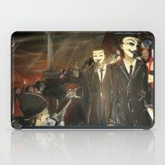 except us - Anonymous iPad Case
