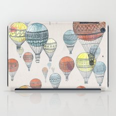 Voyages iPad Case