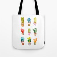 Cactus collection Tote Bag