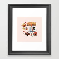 GOODS Framed Art Print