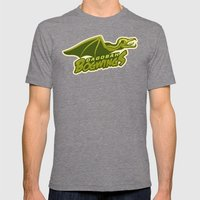 Dagobah Bogwings Mens Fitted Tee Tri-Grey SMALL