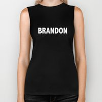 BRANDON / Vince T-Shirt Biker Tank