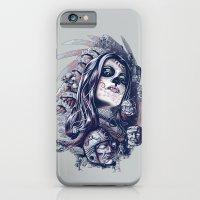Coyolxauhqui iPhone 6 Slim Case