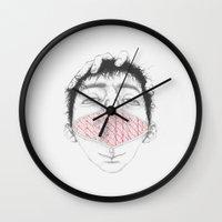 Misfit Circuit 1 Wall Clock