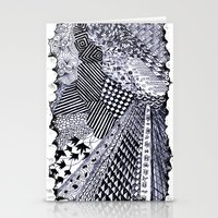 Zentangle 01 Stationery Cards
