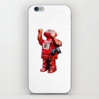 Bibot Robot iPhone & iPod Skin
