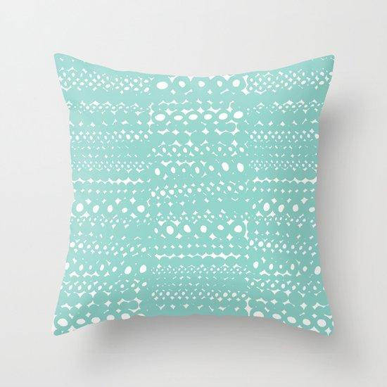Frans Throw Pillow