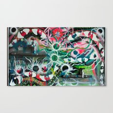 Faucet Of Visions Canvas Print