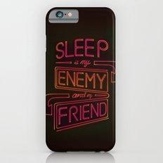Sleep iPhone 6 Slim Case