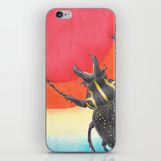 Sun Catcher iPhone & iPod Skin