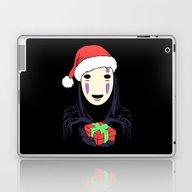 Kaonashi's Trap! Laptop & iPad Skin