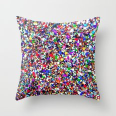 Sensitivity Throw Pillow
