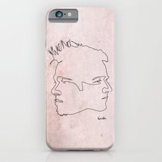 One line Fight Club Slim Case iPhone 6s