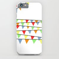 iPhone & iPod Case featuring Bunting by Becky Gibson