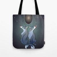 Cosmology Tote Bag