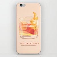 Old Fashioned iPhone & iPod Skin