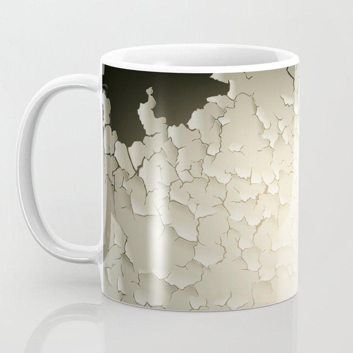 grunge vector background blank template mug by voysla society6. Black Bedroom Furniture Sets. Home Design Ideas
