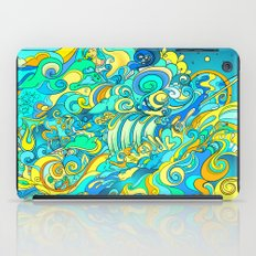 Cosmic Waterfall iPad Case