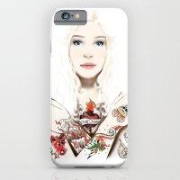 iPhone & iPod Case featuring Khaleesi by Thiago García