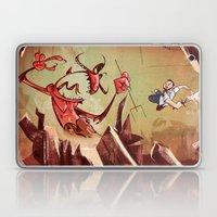 The Devil Is A Jerk Laptop & iPad Skin