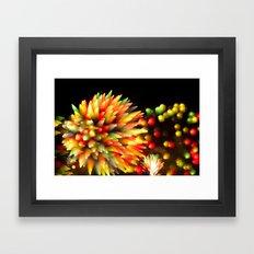 Efflorescence 27 Framed Art Print