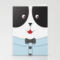 Lovely Panda! - cute, funny, sweet, panda bear! Stationery Cards