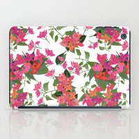 April Blooms(Bougainvill… iPad Case