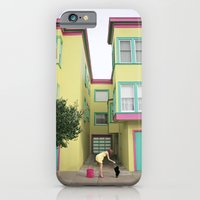 "iPhone & iPod Case featuring ""Doggy Treat"" by Kelly Nicolaisen"