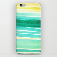 colour play iPhone & iPod Skin