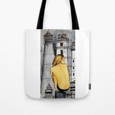 lighthouse Tote Bag
