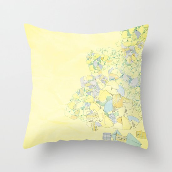 What's Your Fortune? Throw Pillow